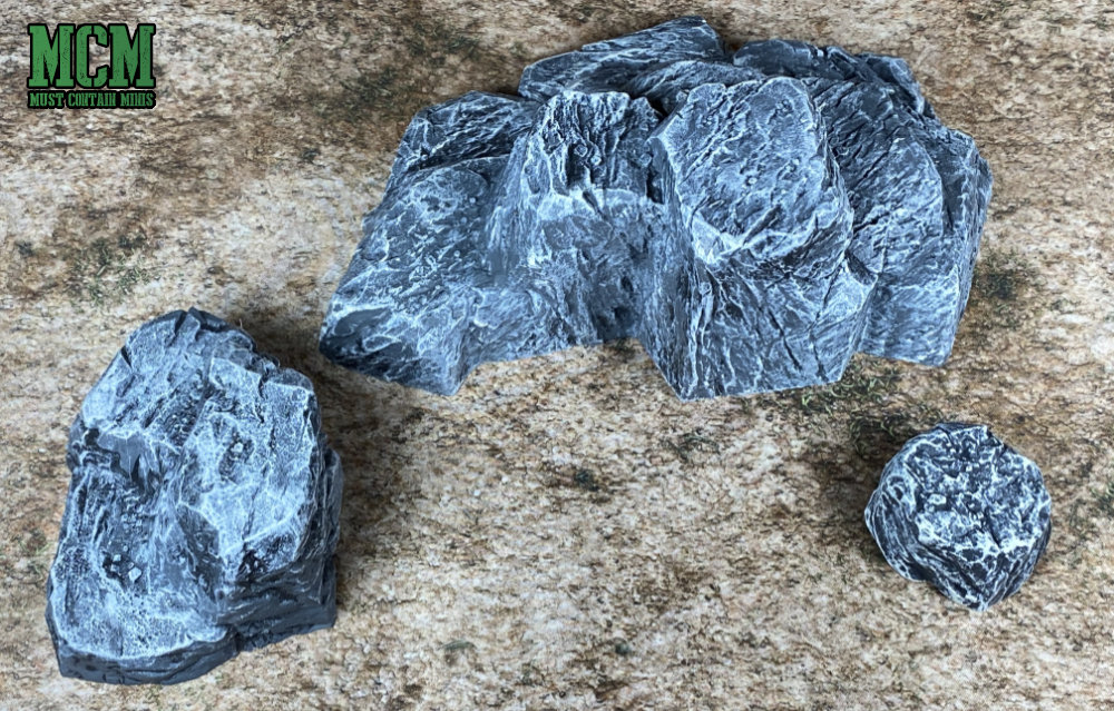Monster Scenery: Rock Hills terrain review