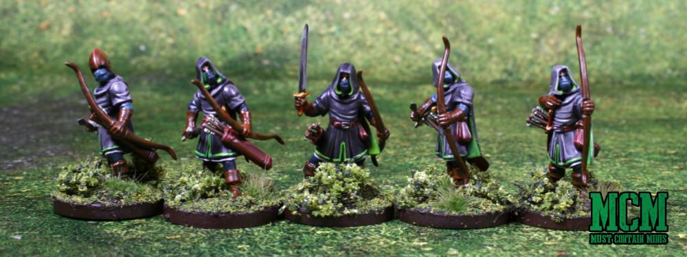 28mm Elf Miniatures
