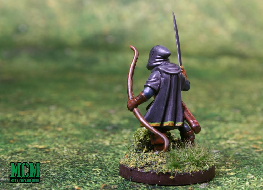 Oathmark Rangers - 28mm miniature