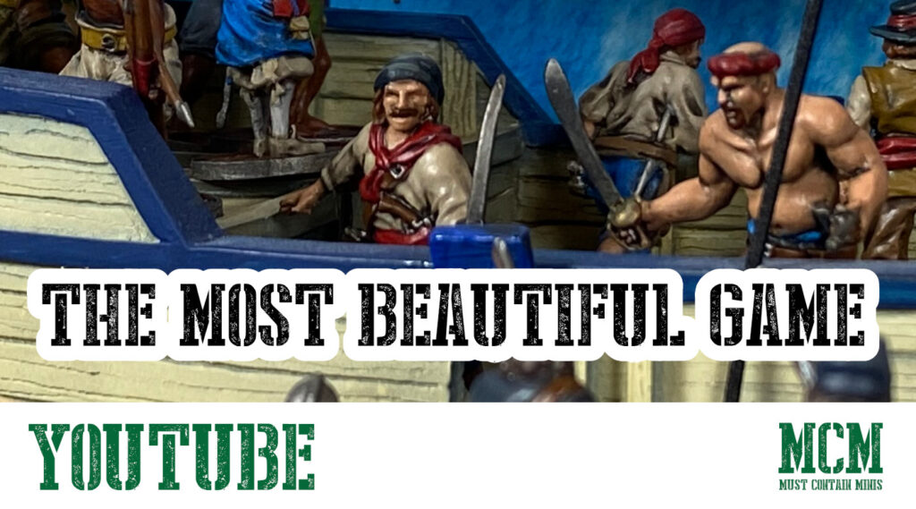 What is the Most Beautiful Tabletop Miniatures Game?