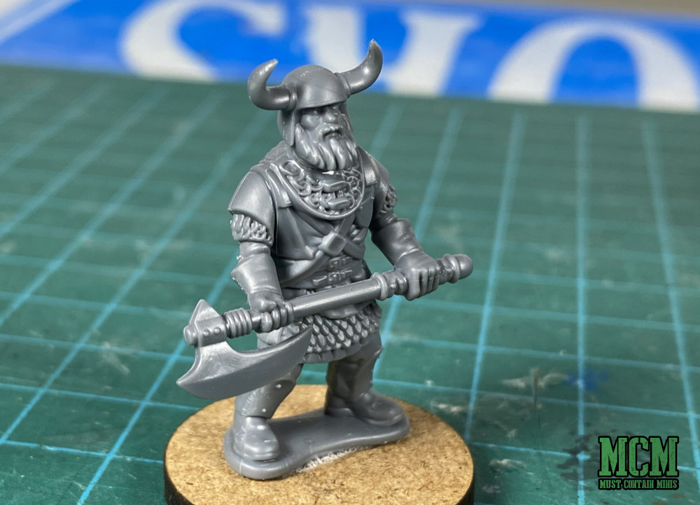 Frostgrave Knights Viking with a great axe