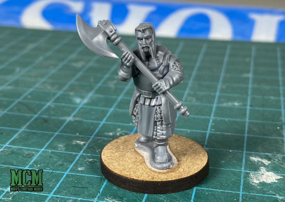 Frostgrave Knights Templar