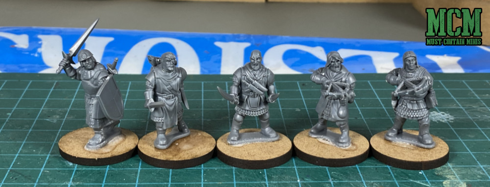 Frostgrave Knights Review