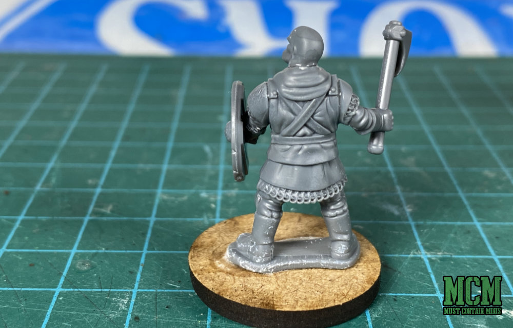 Frostgrave knight 28mm miniature
