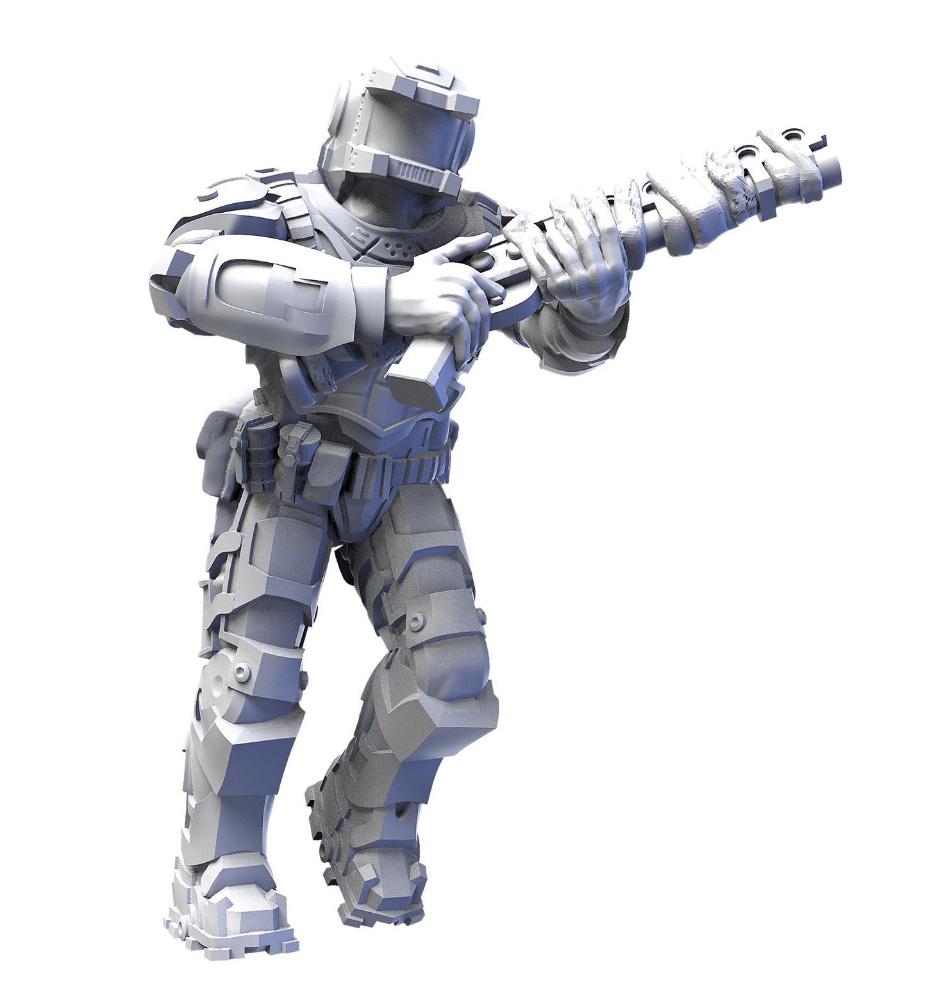 Legions of Steel Operation Anvil Commando