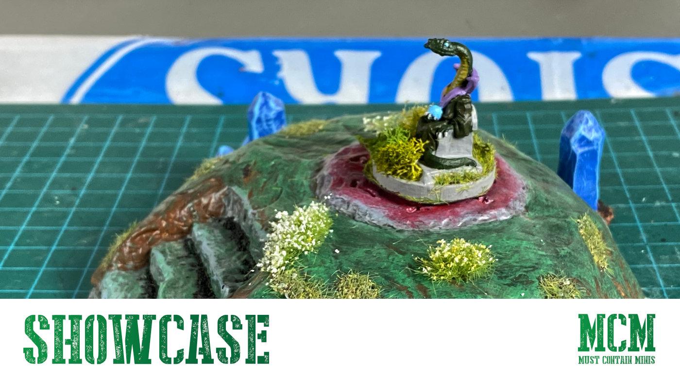 RAFM Cthulhu Miniatures Serpent Men Showcase