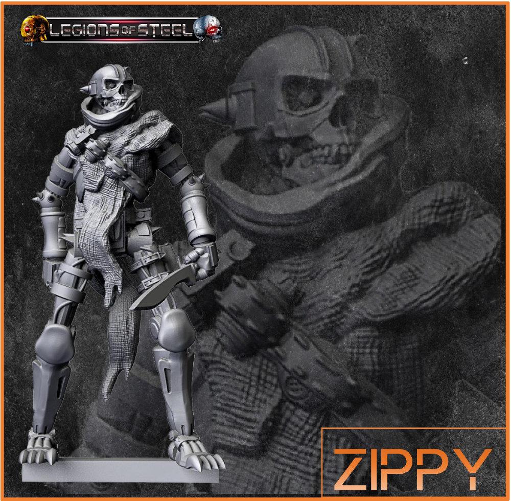 Operation Anvil Zippy Miniature
