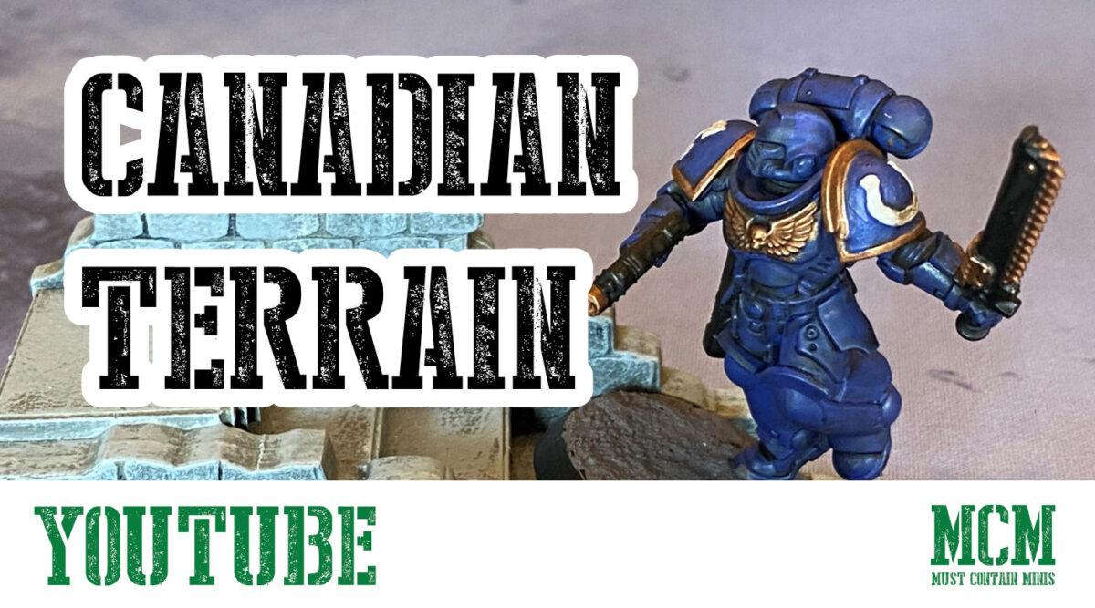 Canadian Company Terrain Reviews