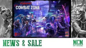 Cyberpunk Red News – Sale & Miniatures Game