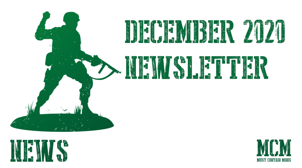 A New Sponsors Page and More – December 2020 Newsletter