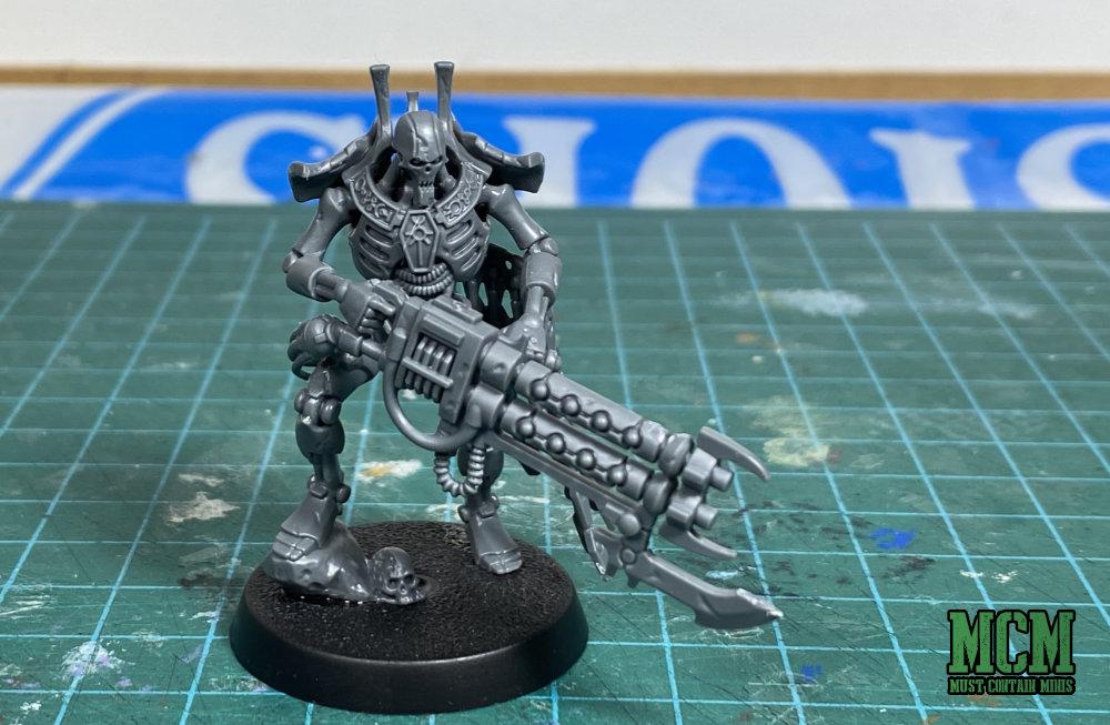 The Necron Royal Warden