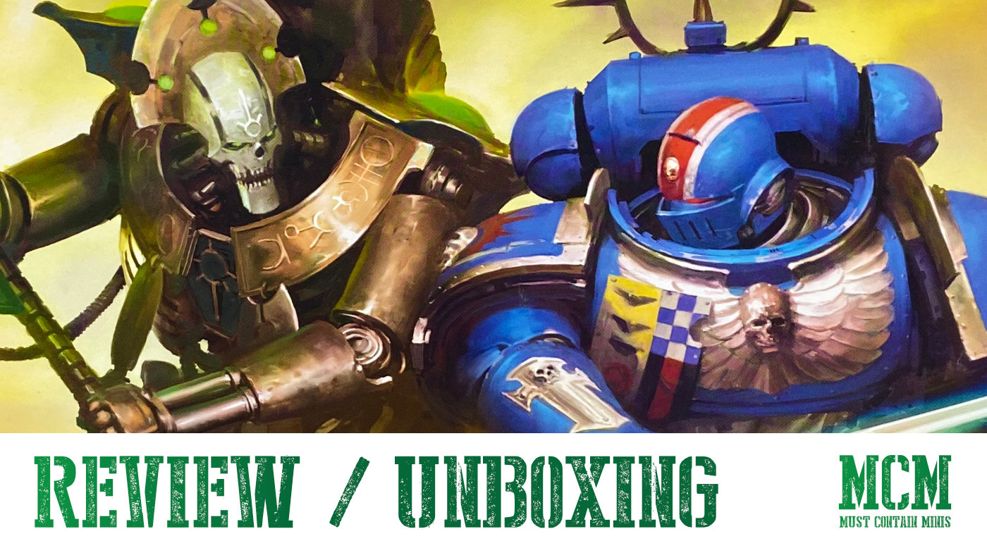 Warhammer 40000 Recruit Edition Starter Set Review and Unboxing