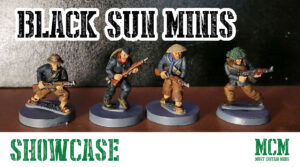 Crucible Crush Vietcong Miniatures Showcase