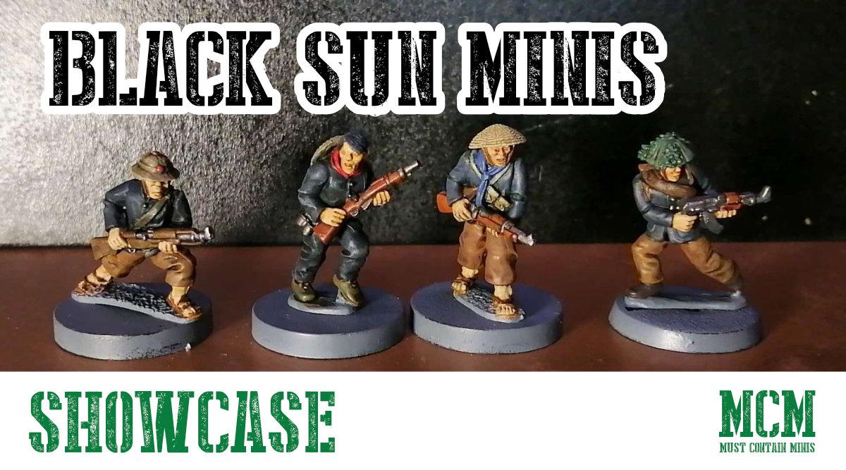 Crucible Crush Vietcong Miniatures Showcase