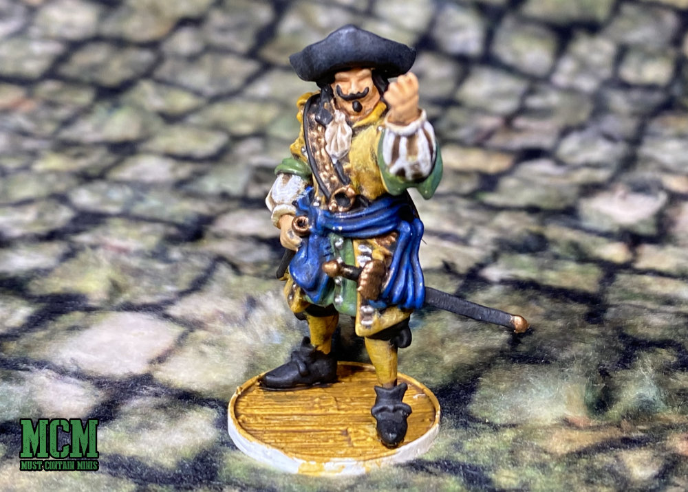Painted Dutch Captain - Blood & Plunder