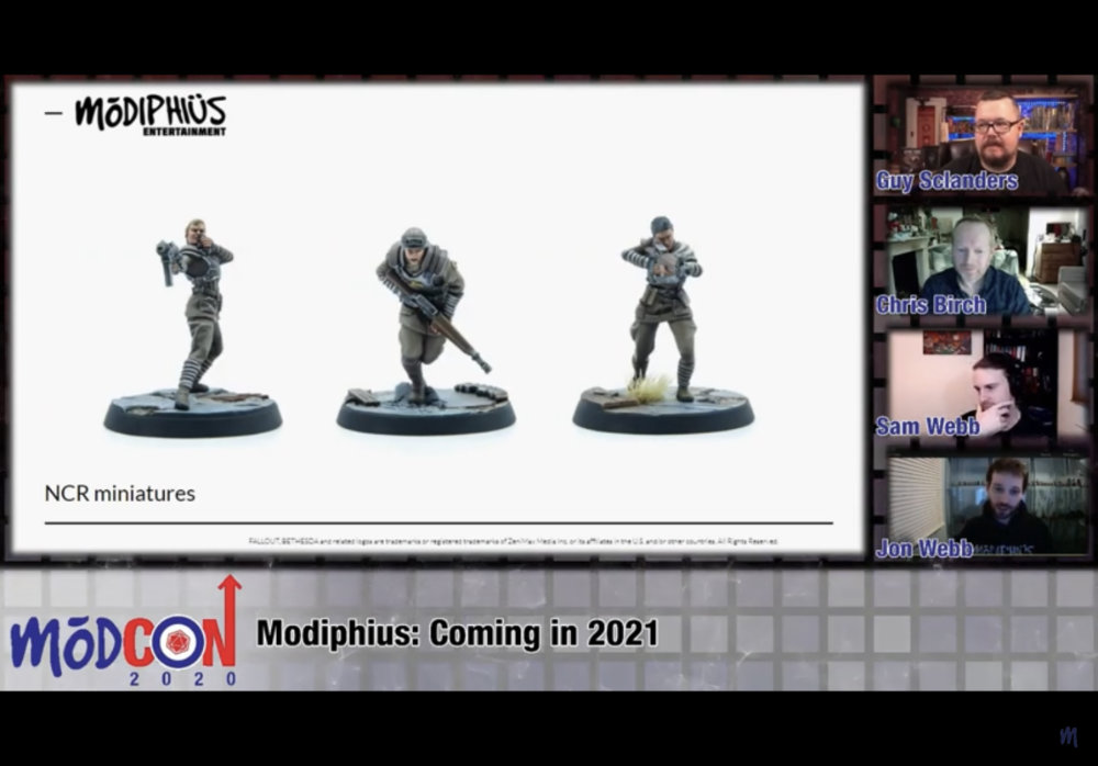 Preview NCR Miniatures