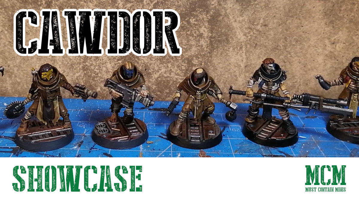House Cawdor Invades Must Contain Minis