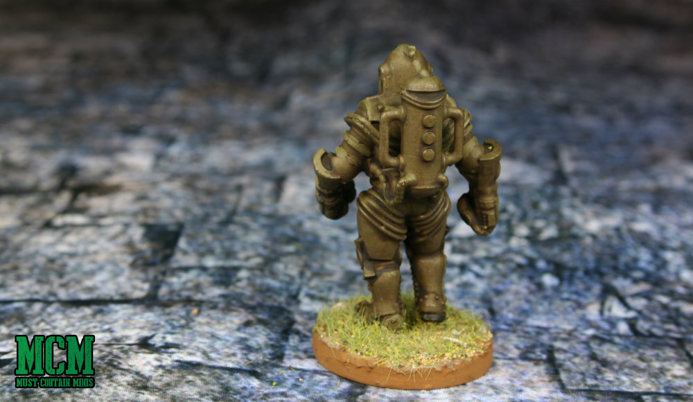 American Power Armour for Weird War Games