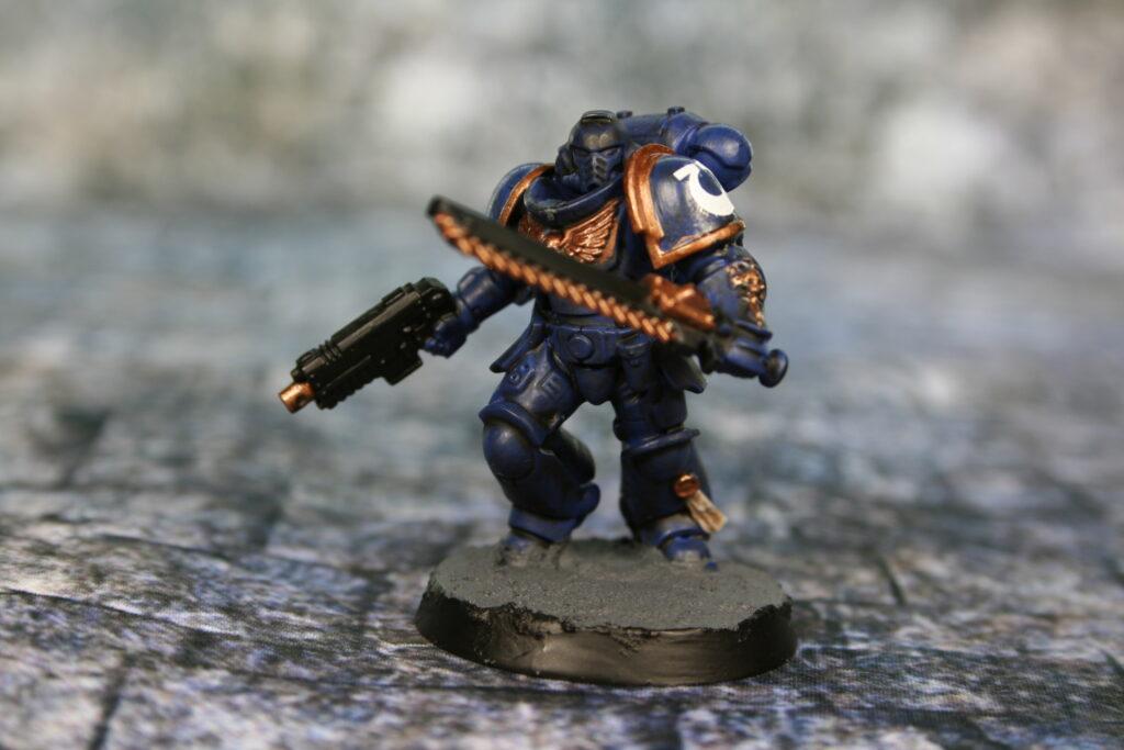 Painted Games Workshop Miniatures
