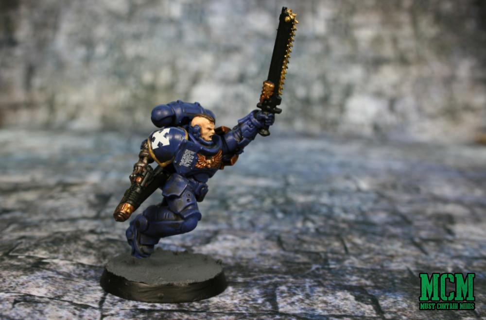 Assault Intercessor Sergeant