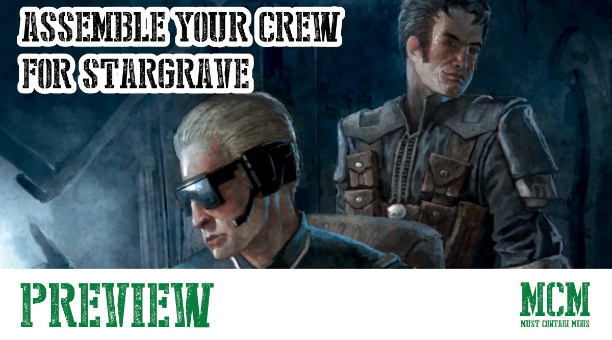 Assemble Your Crew in Stargrave