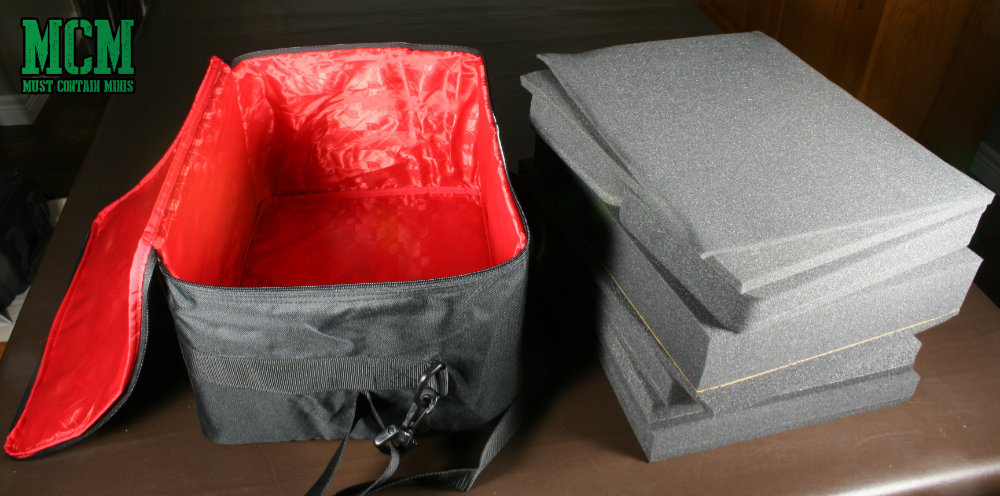 Miniatures carrying case review