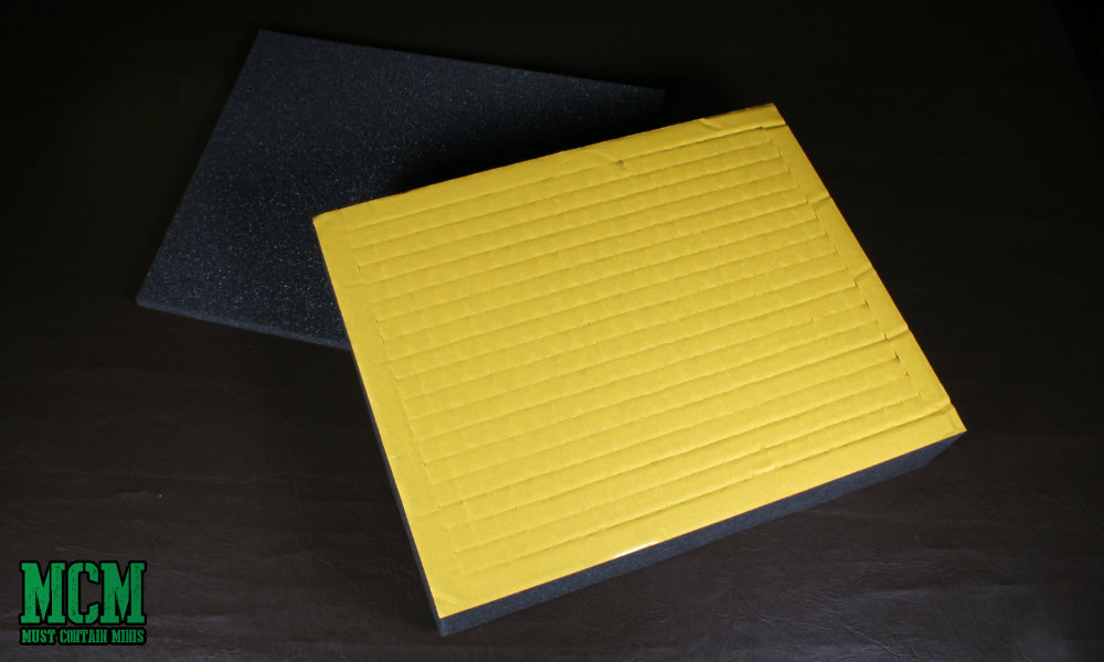 Feldherr pluck foam for vehicles