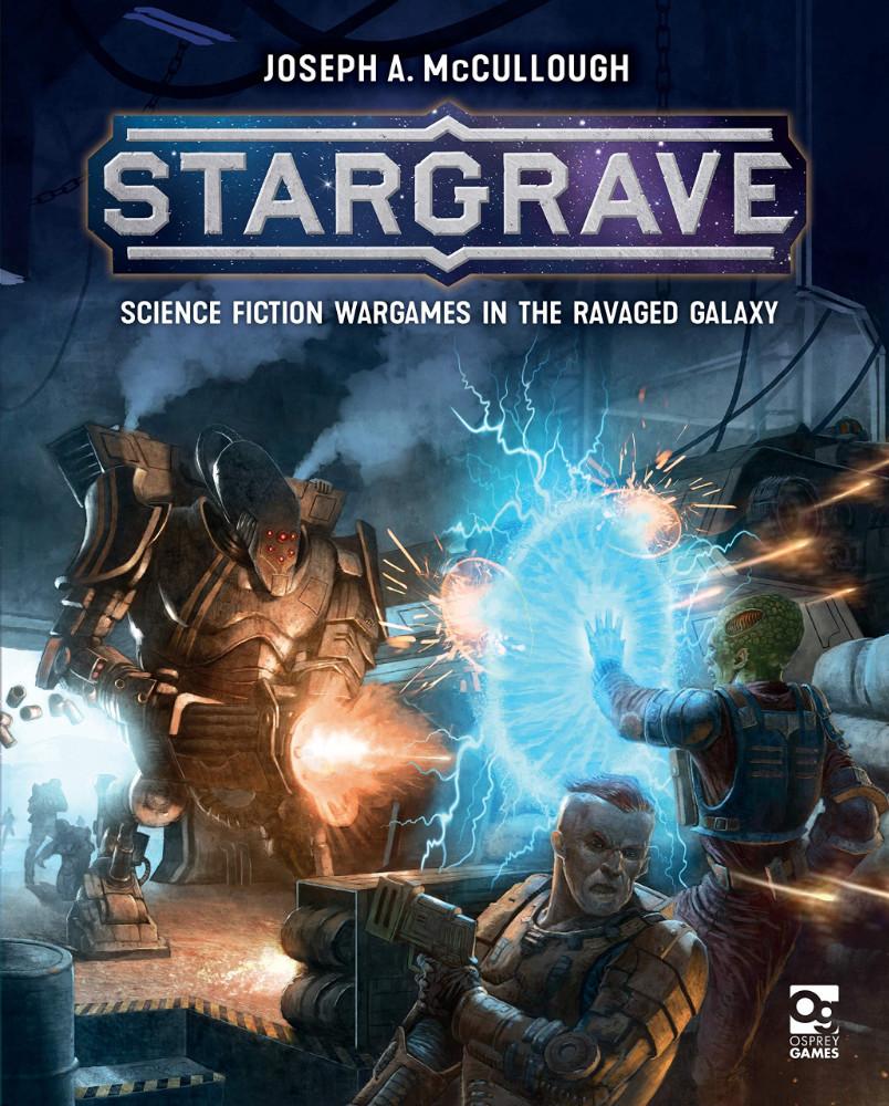 Stargrave Book Cover Artwork