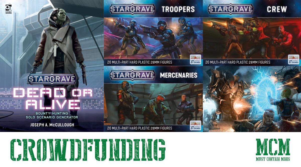 The Stargrave Nickstarter Preview