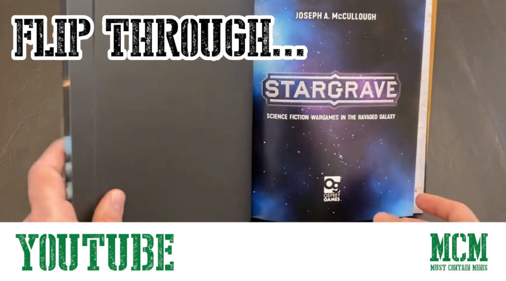 Stargrave Flip Through