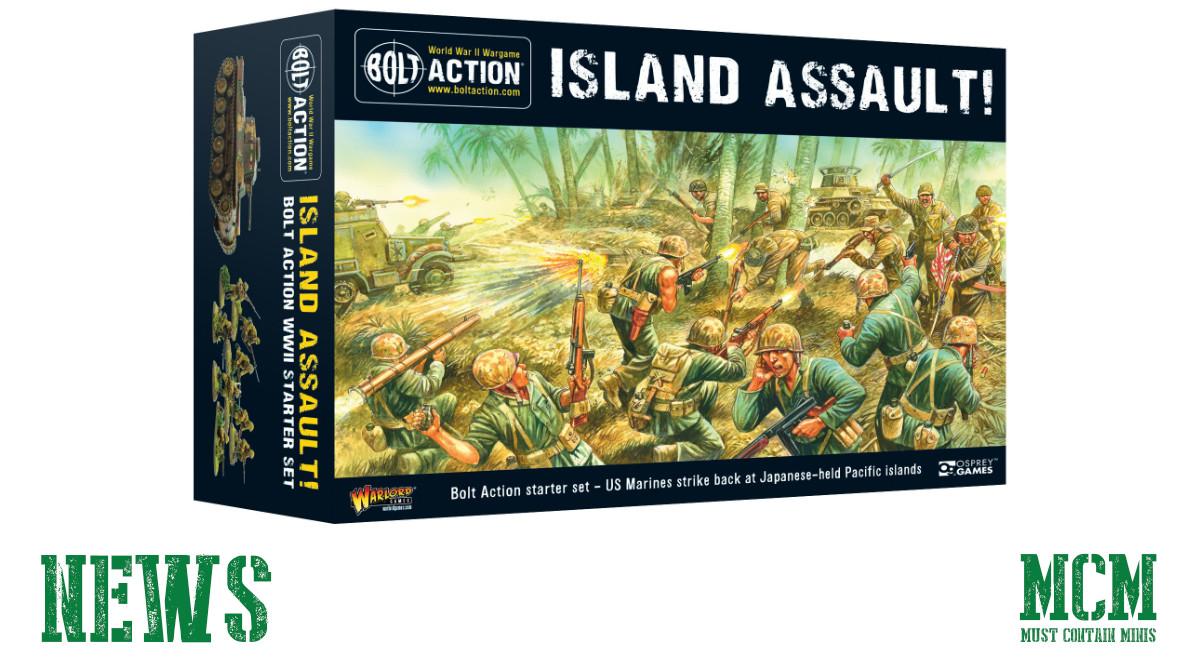 Bolt Action Island Assault! Starter Set