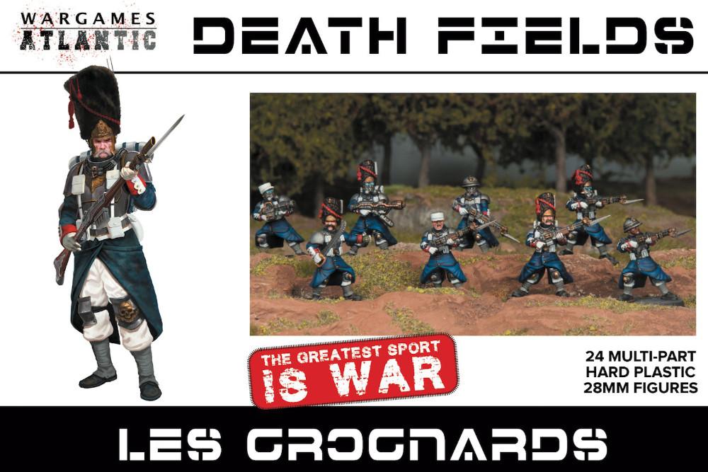 Wargames Atlantic Death Fields Les Grognards