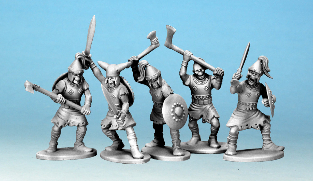 Miniatures by North Star Military Figures