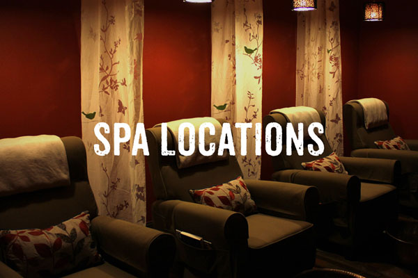 Spa Locations