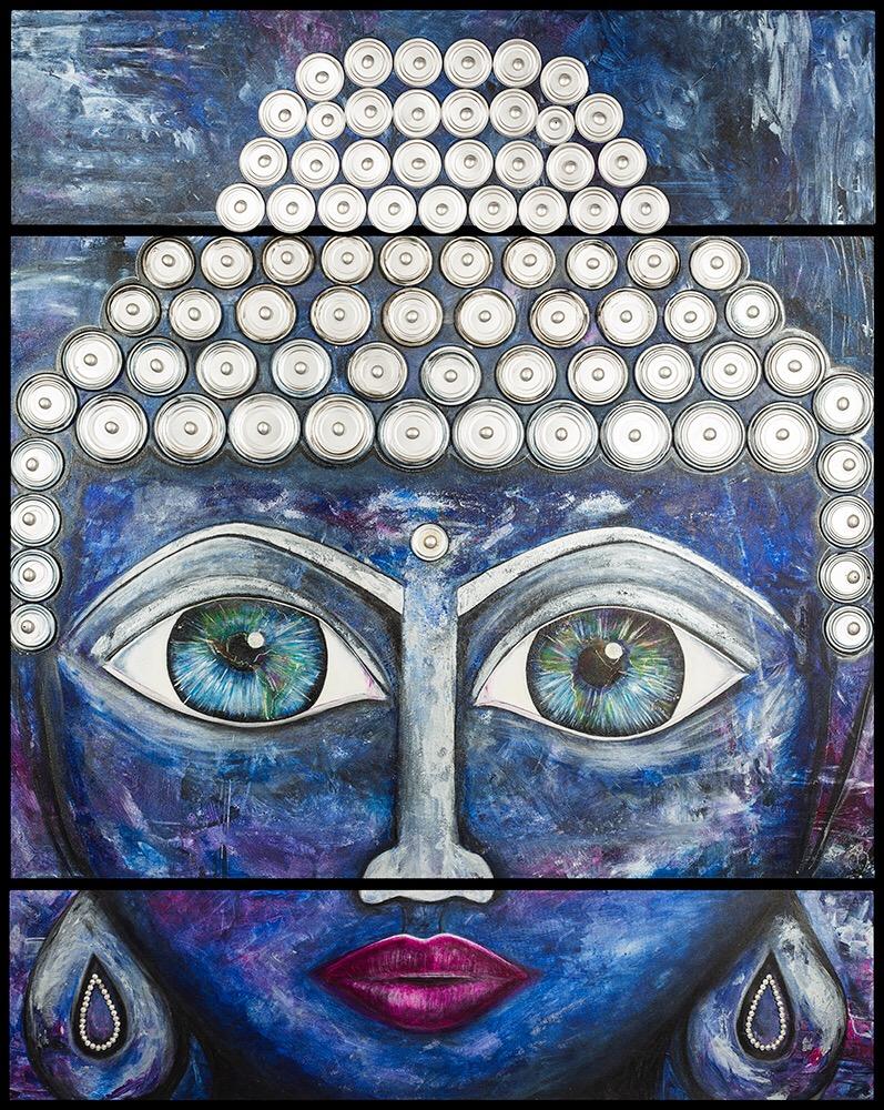 Bouddha, éveil du monde
