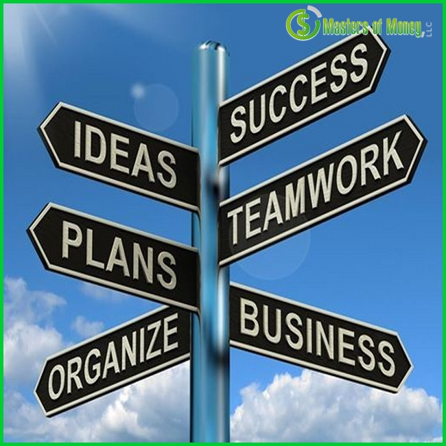 Business Success Street Signs Picture