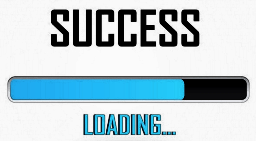 Masters of Money LLC Loading Success Graphic