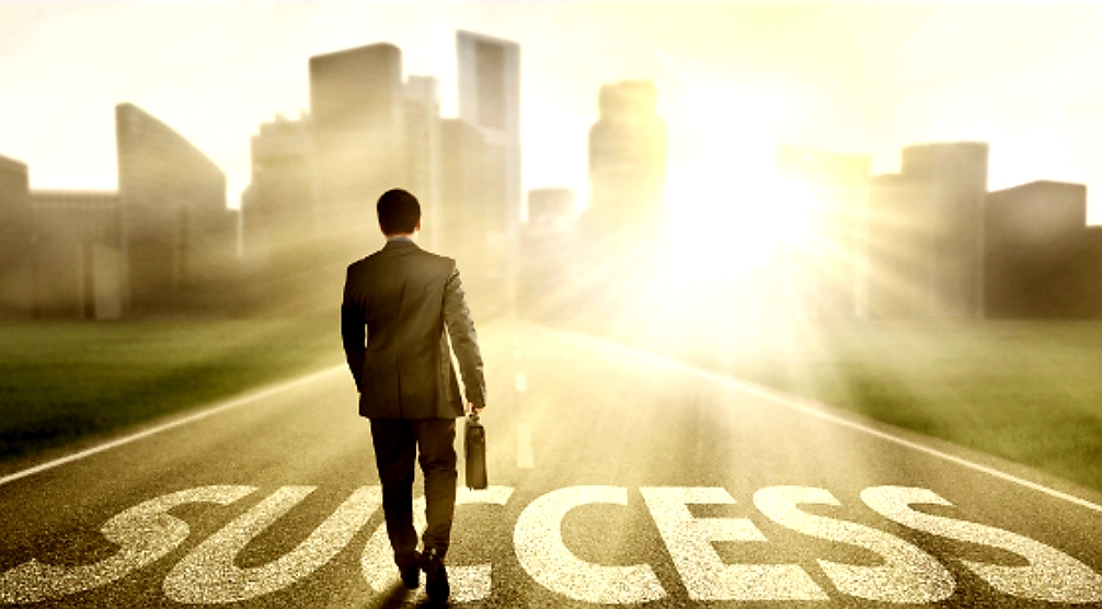 Masters of Money Road To Success Graphic