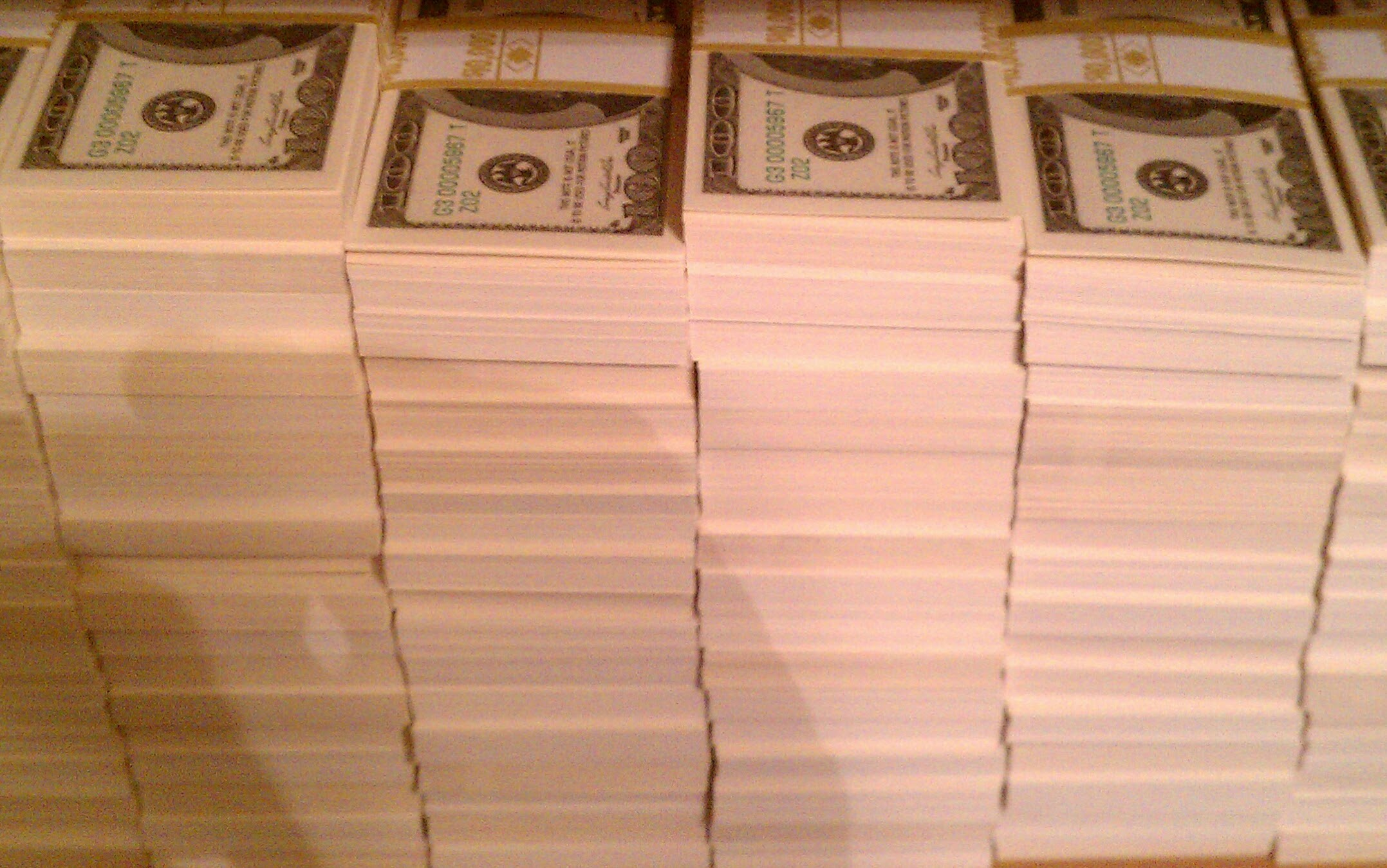 Money Stack Picture