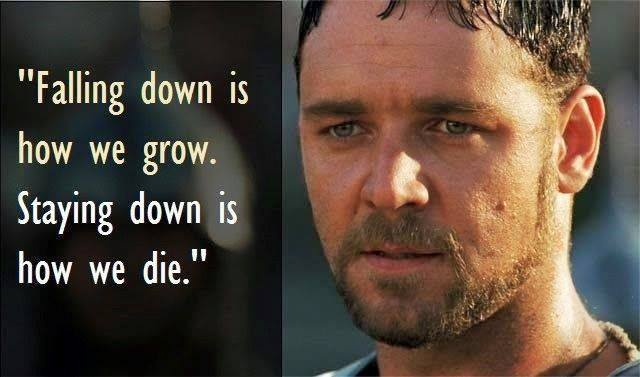 Masters of Money LLC Russell Crowe Gladiator Movie Quote Picture