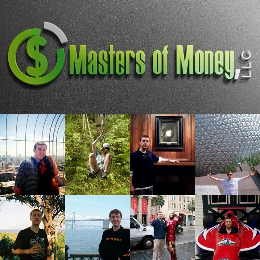 "Michael ""MJ The Terrible"" Johnson Masters of Money LLC Success Collage"