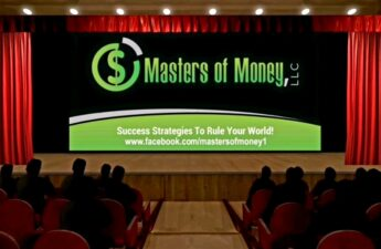 Masters of Money LLC Red Carpet Theatre Promotional Photo