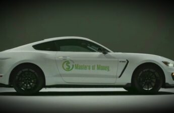 Masters of Money Mustang Instagram Photo