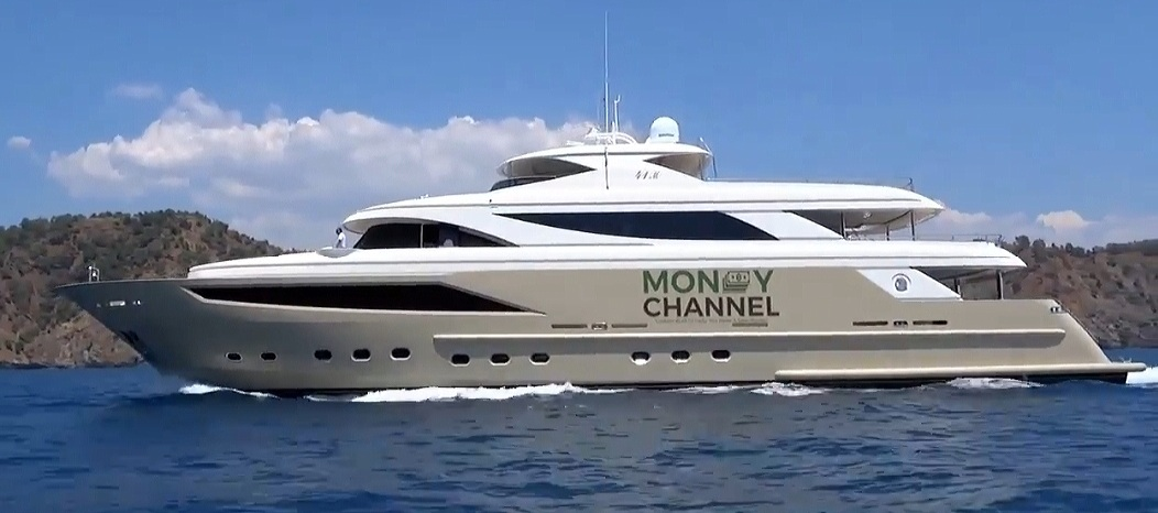 Money Channel Yacht Promotional Video