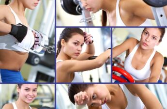 Masters of Money LLC Gym Workout Collage