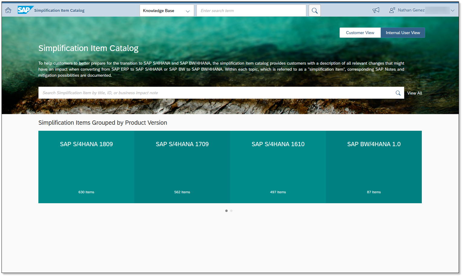 The Best Way to Research S/4HANA Changes