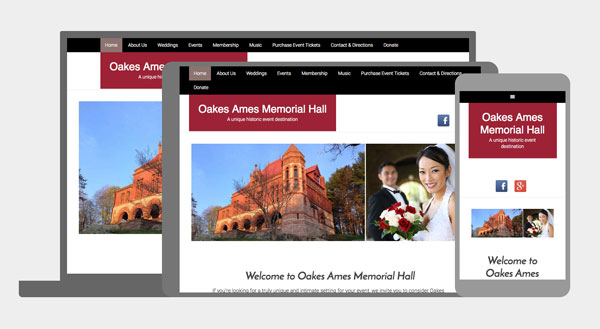 Oakes Ames Hall