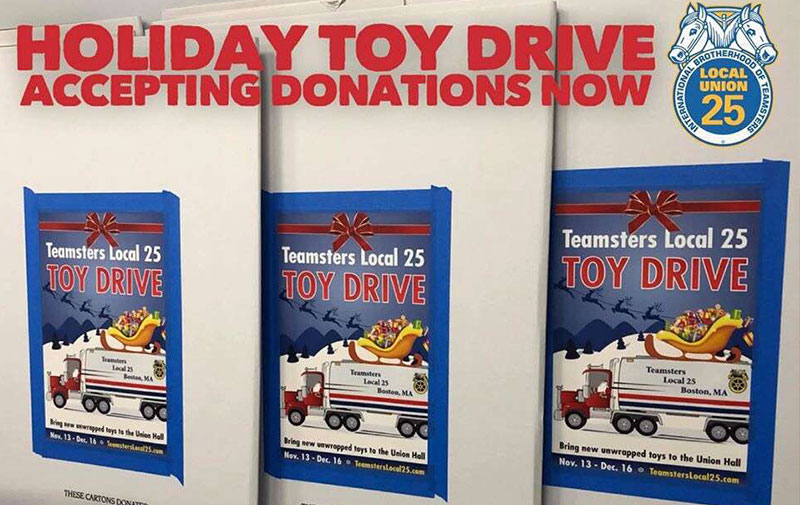Teamster's Toy Drive 2019
