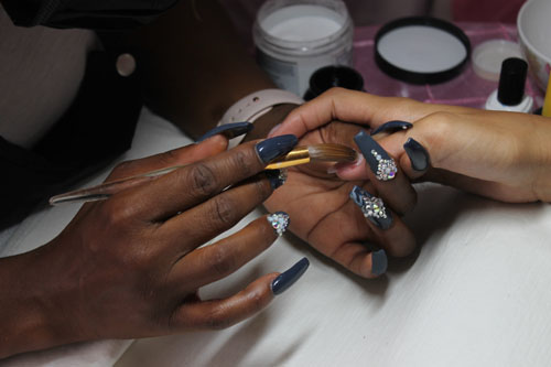 Nail Salon Services Los Angeles, CA/mobile nail services Los Angeles, CA