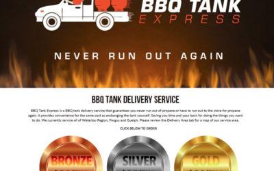 BBQ Tank Express